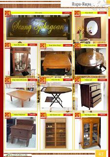 Rupa-rupa Furniture Klender ( Halaman 42 )