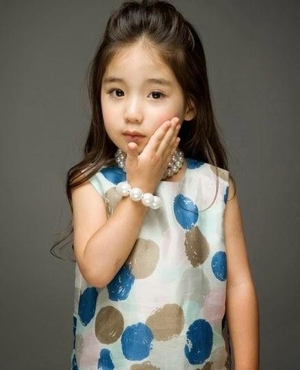 Download gambar anak kecil perempuan cantik dari korea