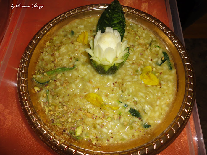 "risotto ""Don Carmelo"""