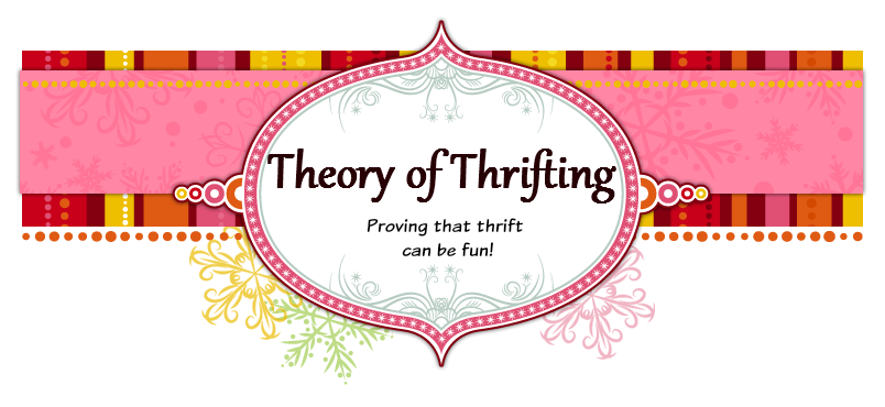 Theory of Thrifting