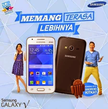 Harga Samsung Galaxy V baru