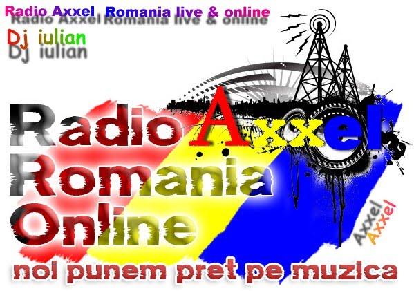 sigla Radio Aaxxel Romania live