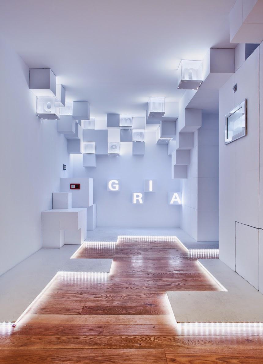 Una cita con el Diseño de Interior: Casa Decor 2014