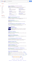 Google Searc Results for Facebook.com