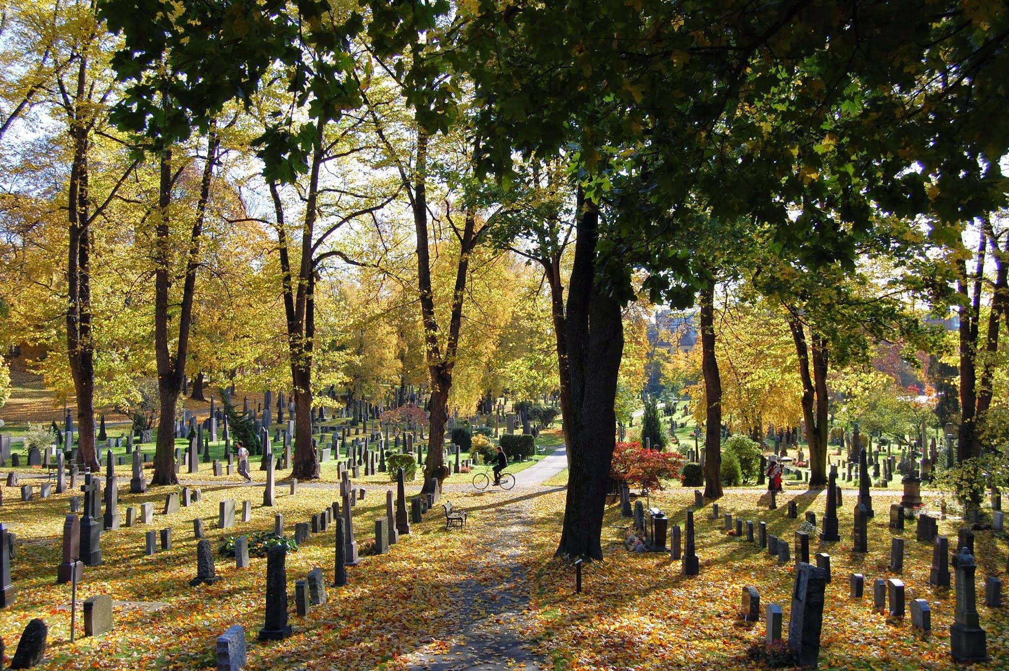 Vår Frelsers Cemetery (Oslo, Norway)