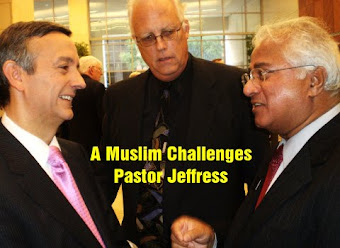 Pastor Robert Jeffress was challenged to find the truth