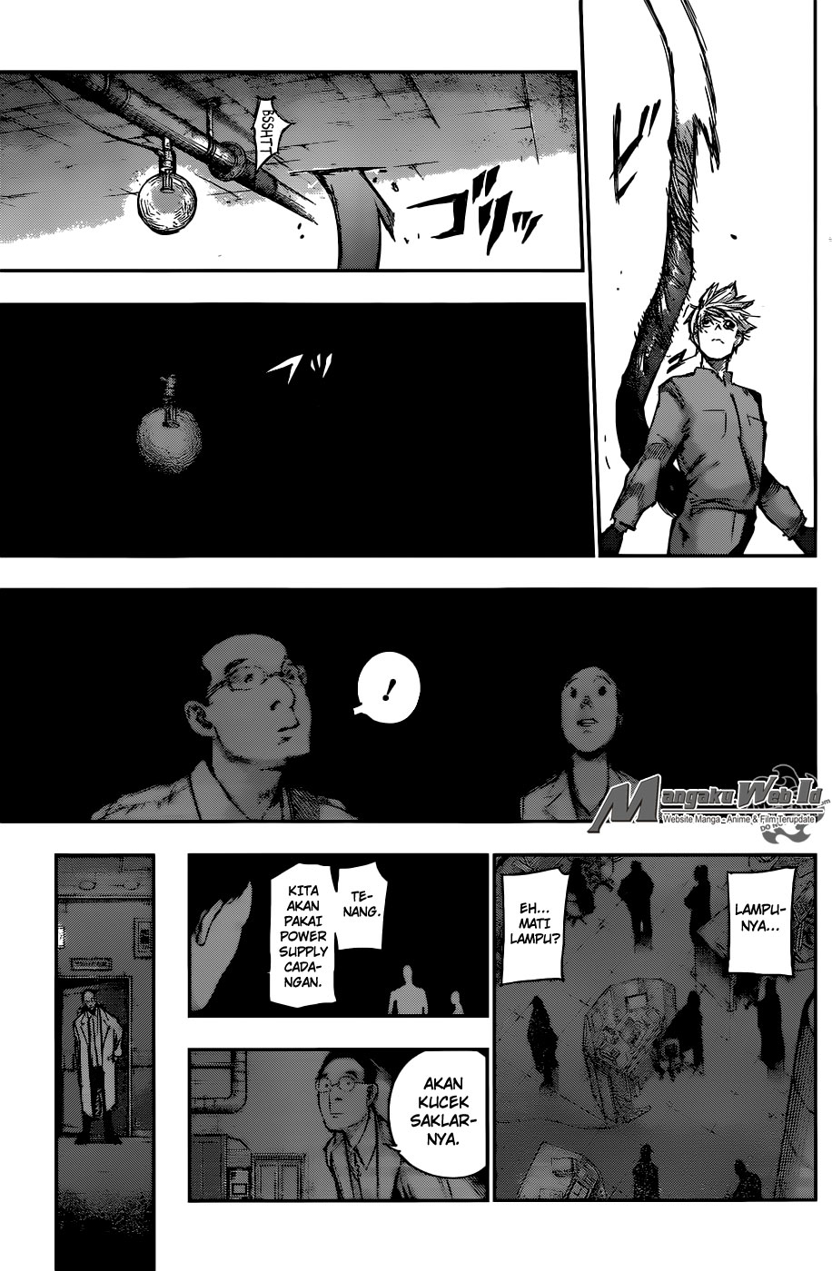 Tokyo Ghoul:re Chapter 110-15