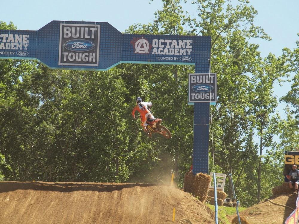 Ryan Dungey Budds Creek 2013