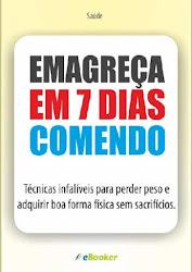 EMAGREÇA EM 7 DIAS COMENDO
