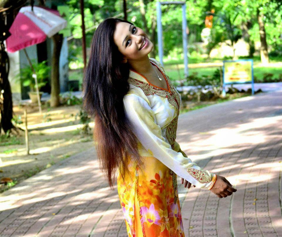 Bd model actress Nusraat Faria Mazhar