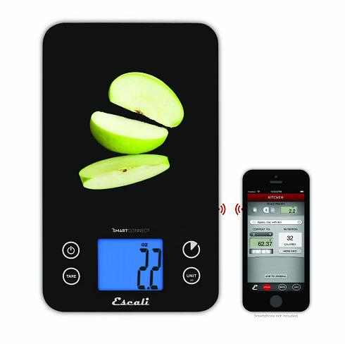 11 must have kitchen scales for Ipad kitchen scale