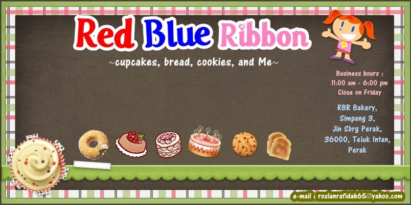 Red  Blue Ribbon Bakery
