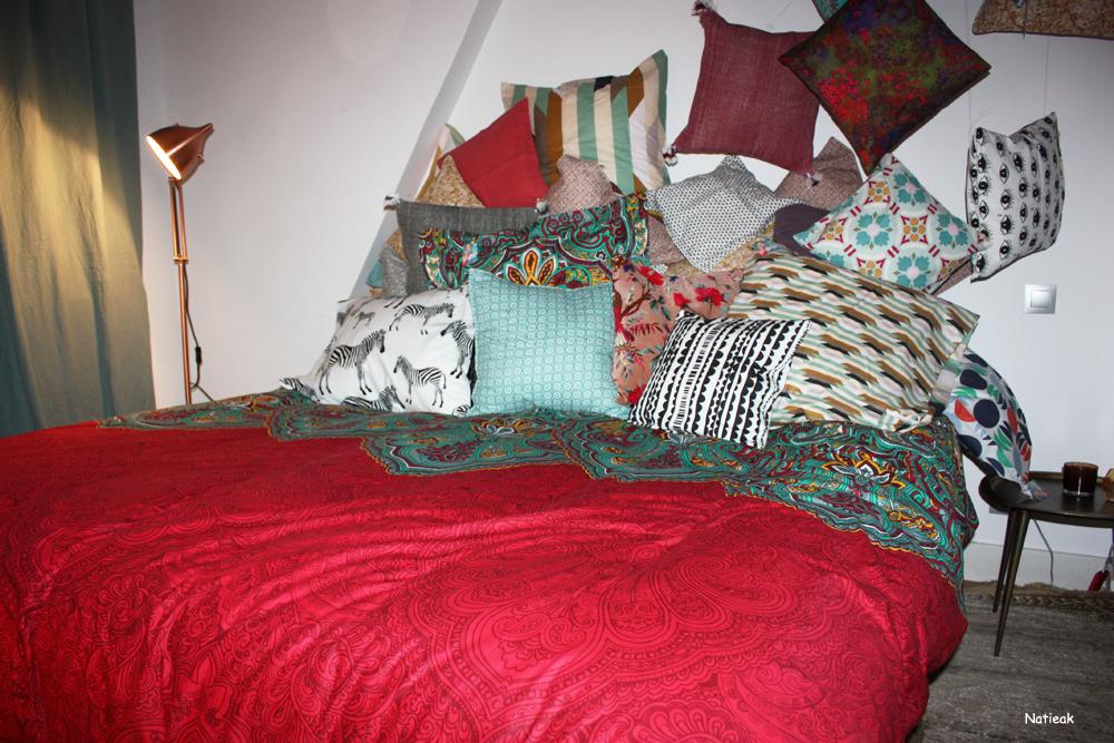 3 suisses invite ses fans d couvrir sa collection d co dans un appartement parisien le petit. Black Bedroom Furniture Sets. Home Design Ideas