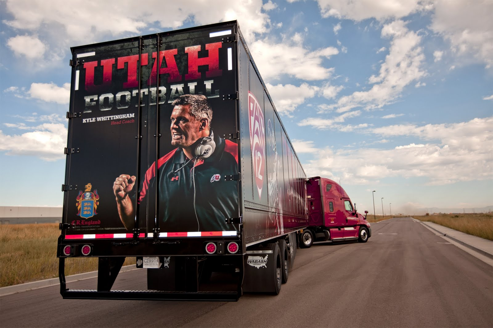 C r england is pleased to announce a new partnership with the university of utah football team for years football has been part of the american culture