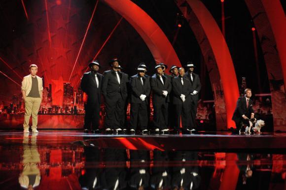 America's Got Talent Results: Who's In? » Gossip