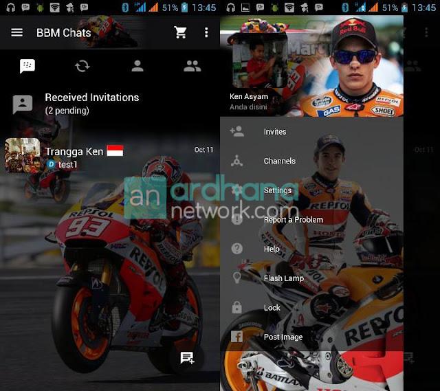 Preview BBM Marquez