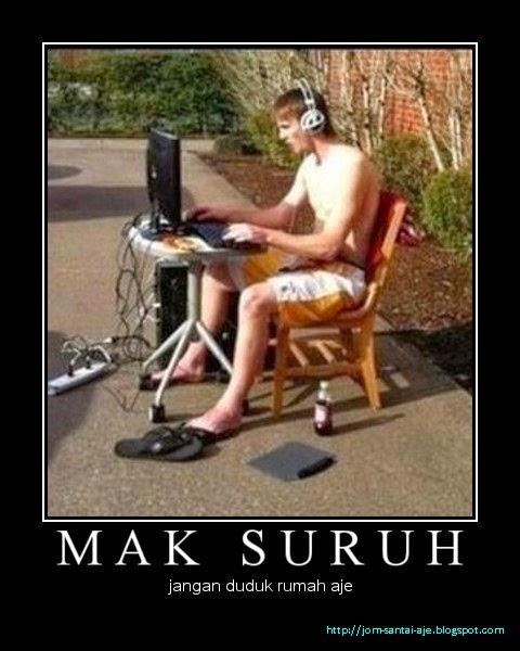MAK SURUH