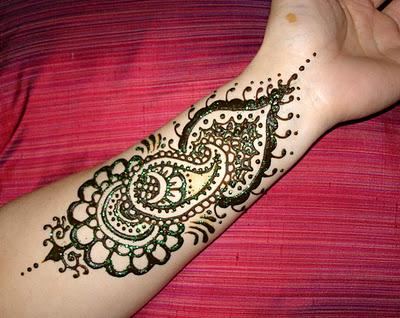 Easy Bridal Mehndi Patterns : Easy mehndi designs for hands bridal