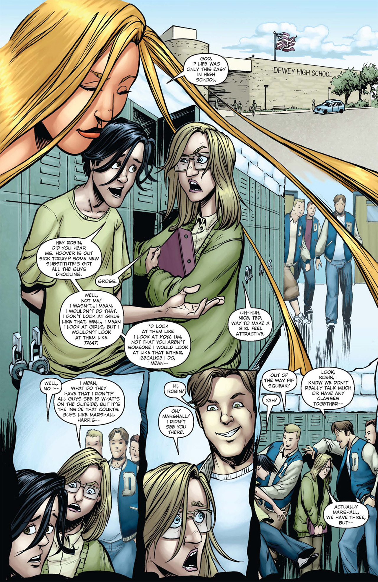 Grimm Fairy Tales (2005) Issue #28 #31 - English 7