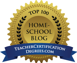 Homeschool Circus is in the Top 100 Homeschool Blogs!