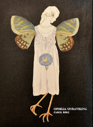 My Chapbook Ophelia Unraveling