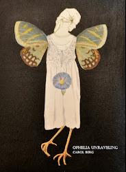 My Chapbook Ophelia Unraveling