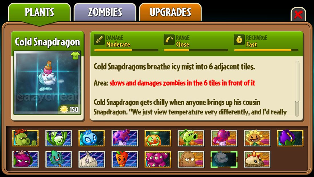 Plants Vs Zombies 2 Cheats Easiest Way To Cheat Android