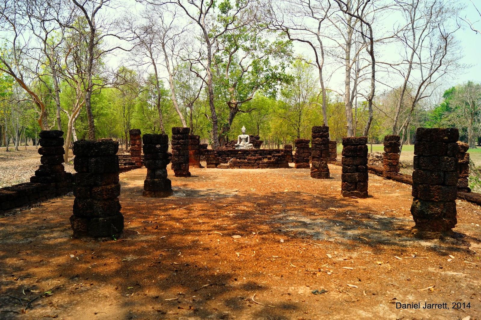Si Satchinalai Historical Park