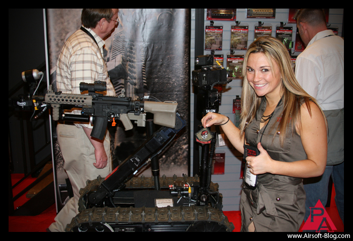 Hot Airsoft Girls http://airsoft-guns-blog.pyramydair.com/2011/10/girls-with-guns.html