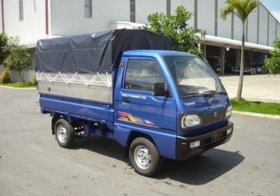 xe tải 5 tạ cho thuê