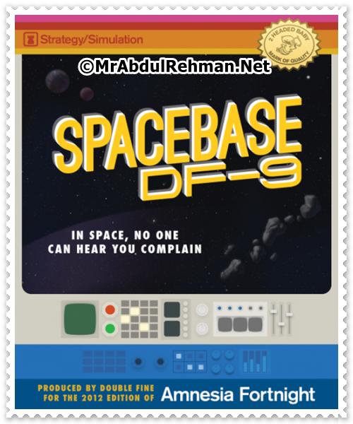 Spacebase DF-9 PC Game Free Download Full Version