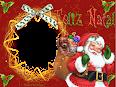 Lindas Molduras para o Natal