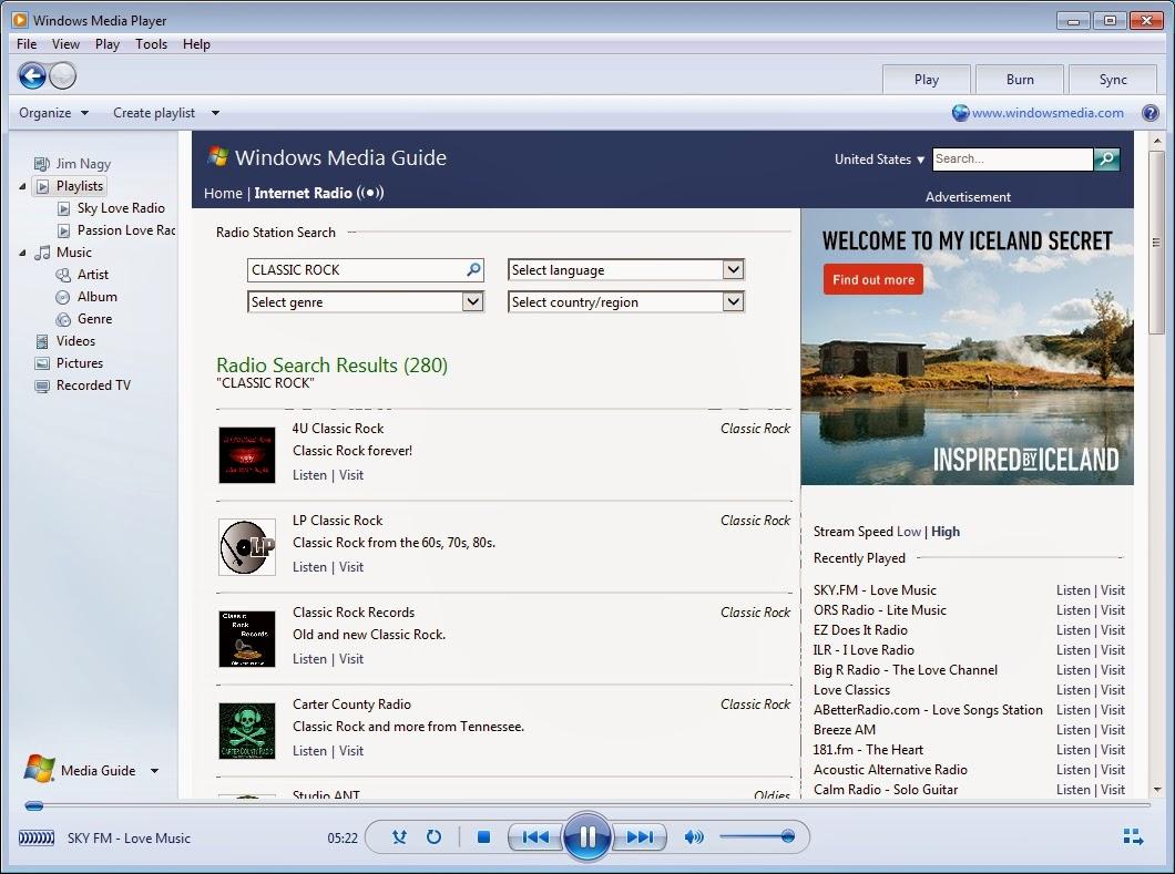 pc music technogeek how to save internet radio stations in wmp rh pcmusictechnogeek blogspot com windows media player radio stations online windows media player radio stations online