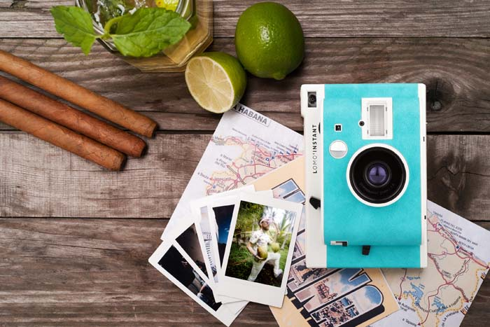 The New Lomo' Instant Havana Edition Package