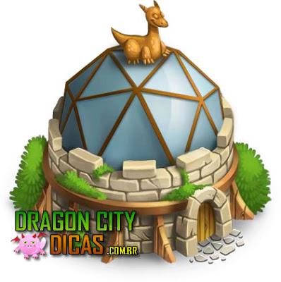 Nova construção - Dragon City