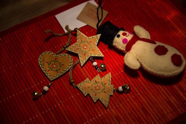 ozdoby na Boże Narodzenie