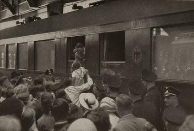 Adolf Hitler Unpublished Photos