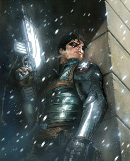 James Buchanan Bucky Barnes Character Review - Winter Soldier