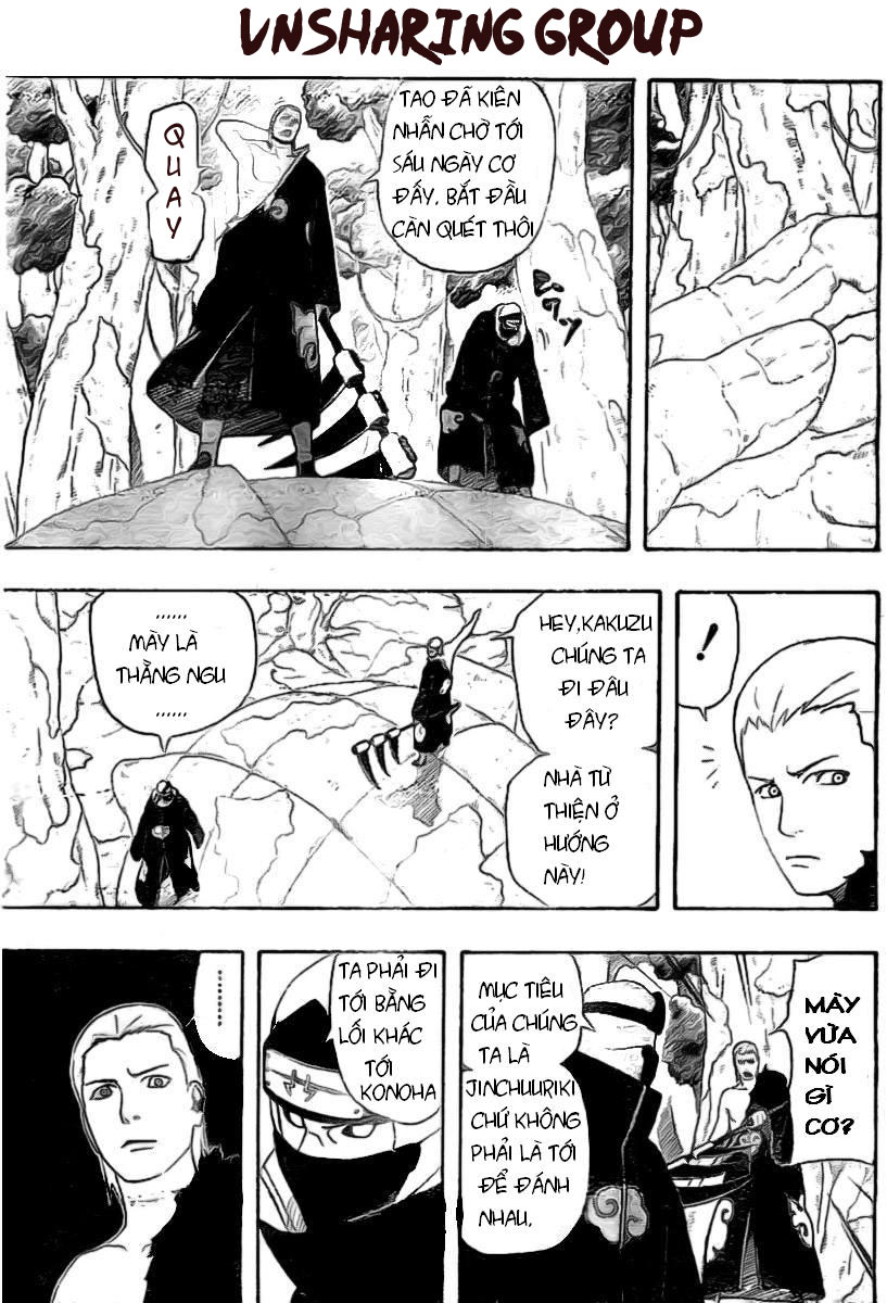 Naruto chap 332 Trang 6 - Mangak.info