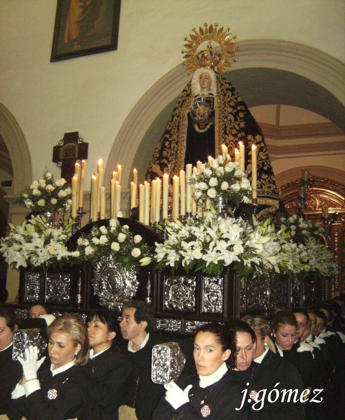Nuestra Señora de la Soledad - Foto J. Gómez