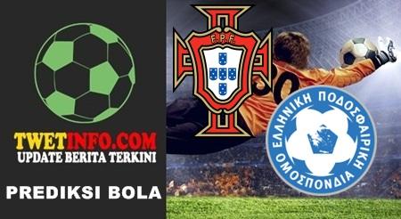 Prediksi Portugal U19 vs Greece U19