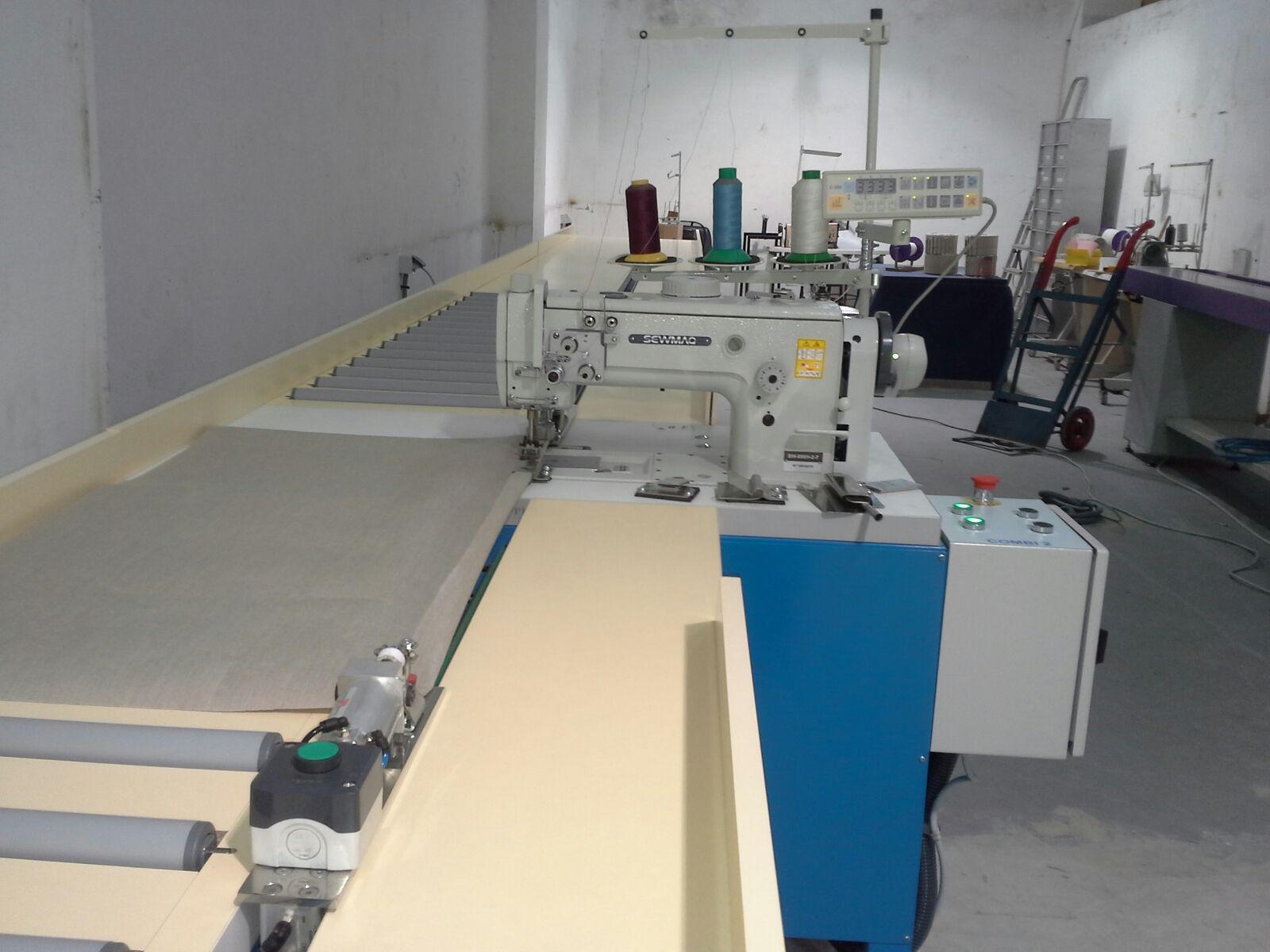 Guiatec guias para la confeccion guias para coser toldos for Maquina para toldos