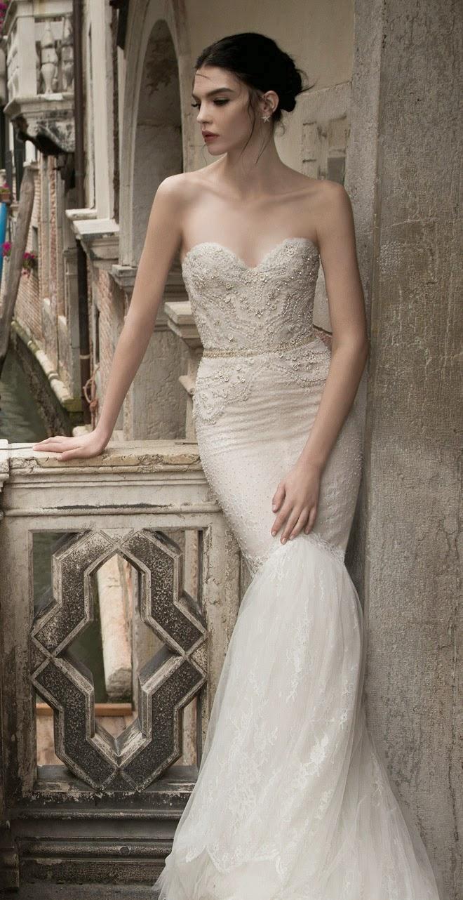 Inbal Dror 2015 Bridal Collection Part 2 Belle The