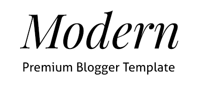 Modern Full Blog