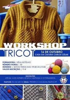 Curso de tricot (inscrições completas)