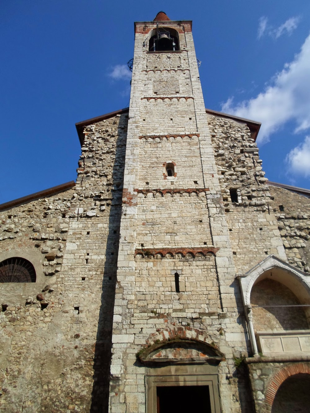 Church at Iseo, Lake Iseo   Sparkle and Mirrors - Sequins for Sunday, Funky Jungle, fashion & personal style blog