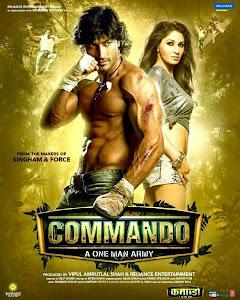 Lính Đặc Công - Commando poster