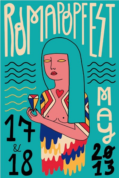 Roma PopFest 2013