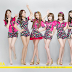 T-ara's beautiful HD Wallpapers from Tony Moly