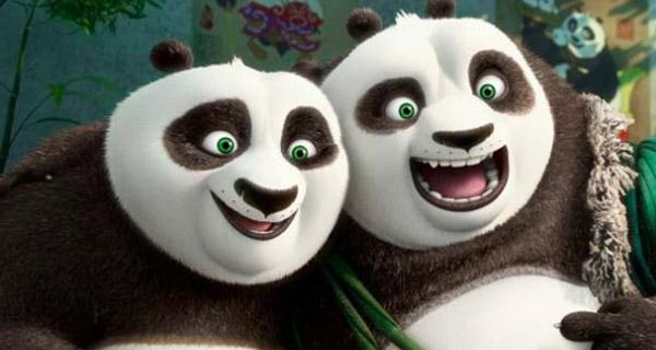 Kung Fu Panda 3 tráiler